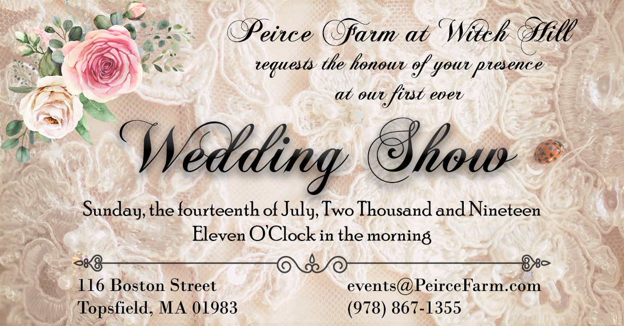 Wedding Show Invite
