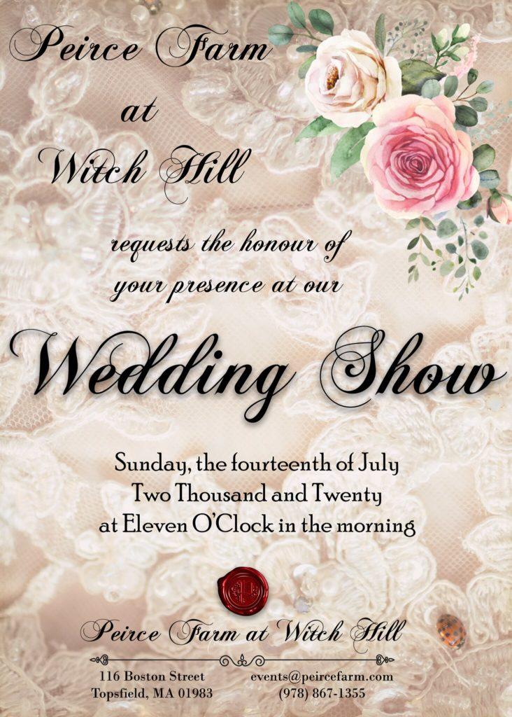 Wedding Show Invite